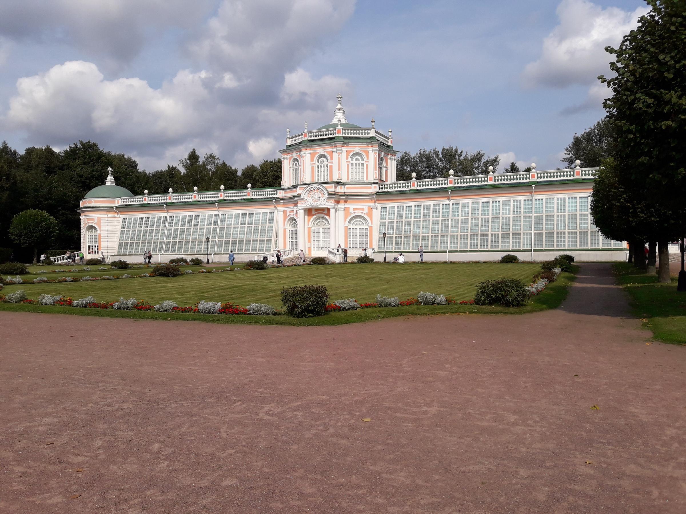 Усадьба Кусково, оранжерея