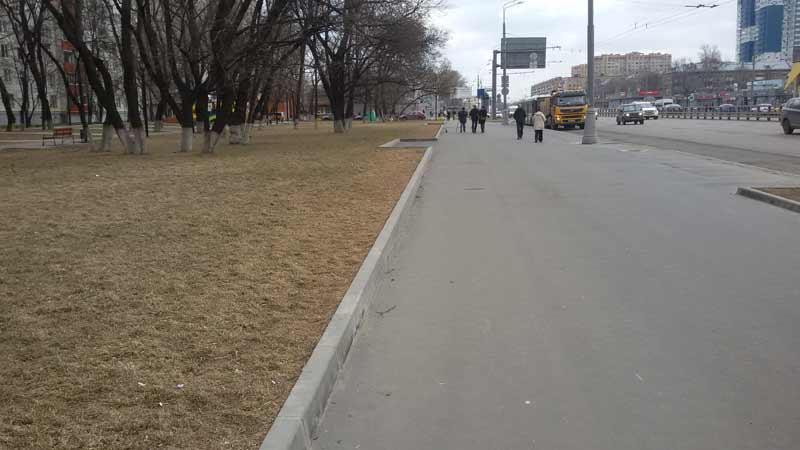 Вдоль Рязанского проспекта