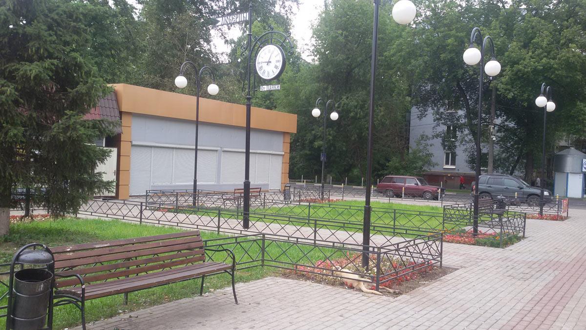 Люберцы станция Панки